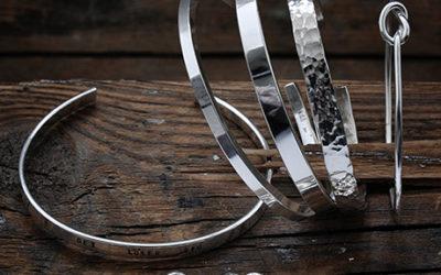 Lansering av silversmycken och detaljer!