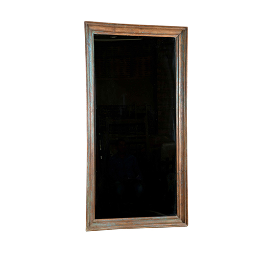 Underbar spegel som är 150 cm hög .